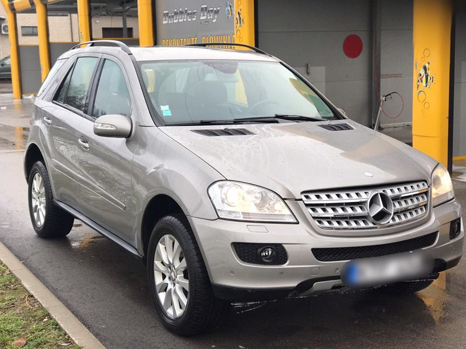 MERCEDES BENZ ML3.0l, 2007m.